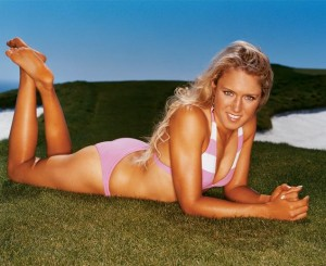 Hottest lpga golfer hot women