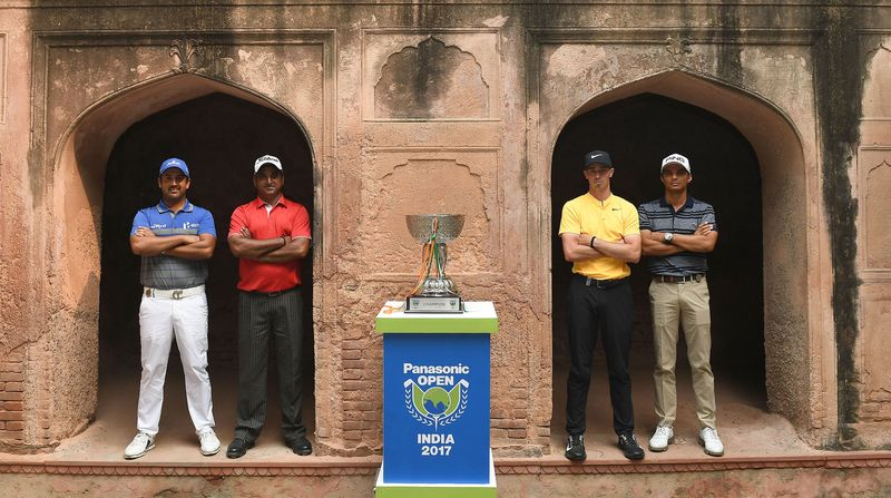 India's Golf stars including Shiv Kapur, Ajeetesh Sandhu and Mukesh Kumar will descend at Panasonic Open 2017