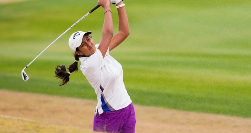 Aditi Ashok all set for Hero Indian Open