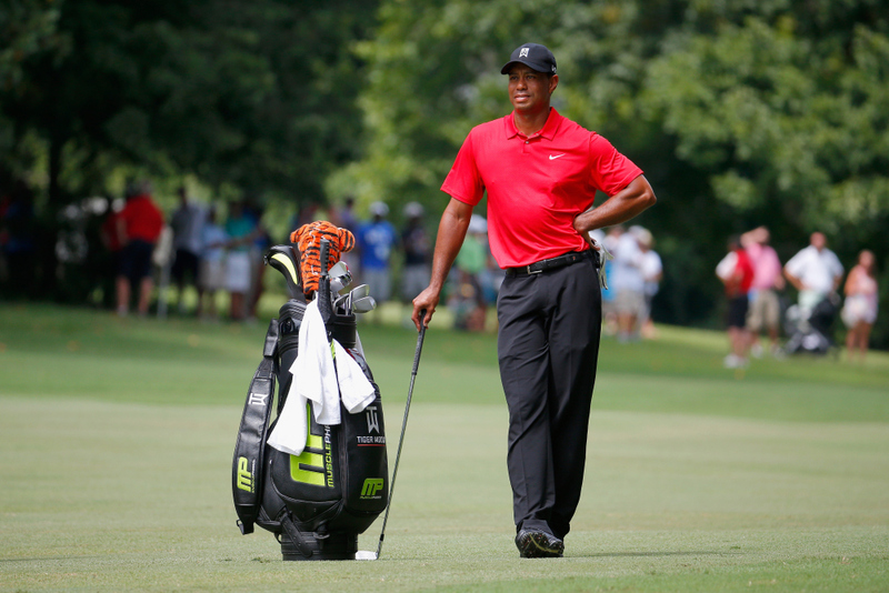 Tiger Woods golf tips on how to lower your handicap
