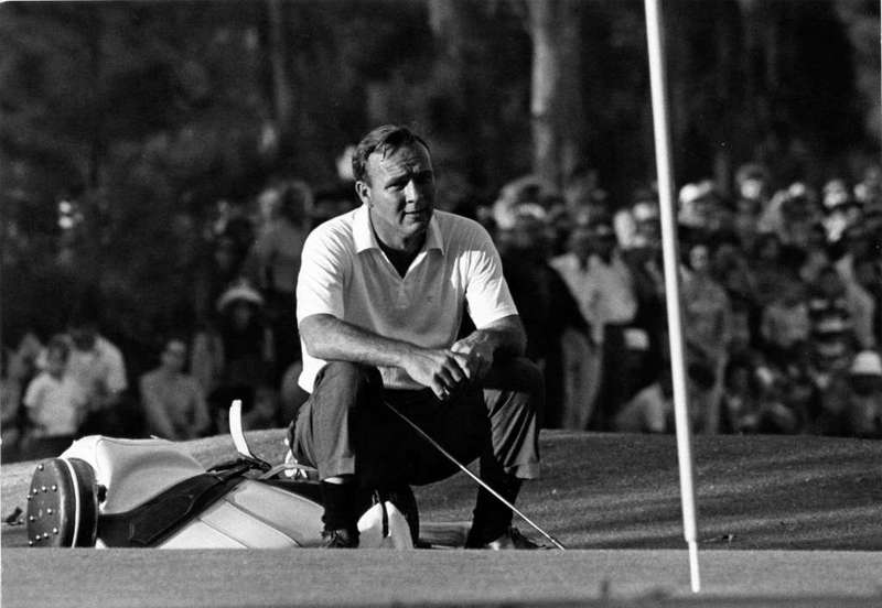 Arnold Palmer this day in history