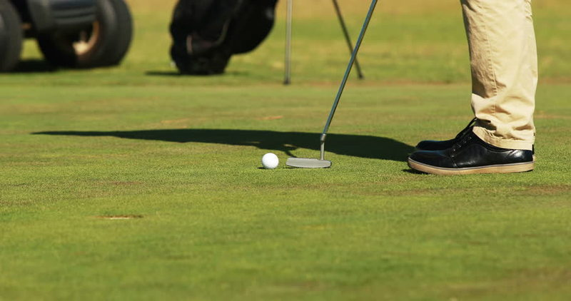Spending less time on golf balls can help improve performance