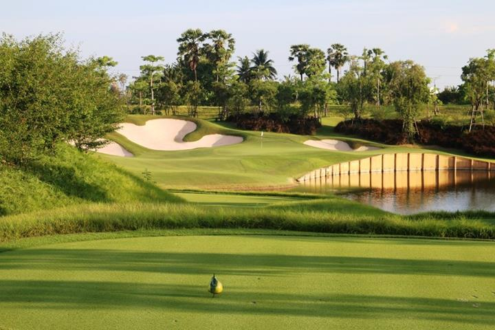 Nikanti best golf courses in Thailand