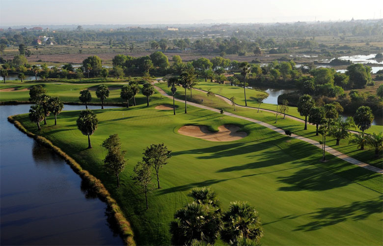 Riverdale Golf club, best golf courses in Thailand