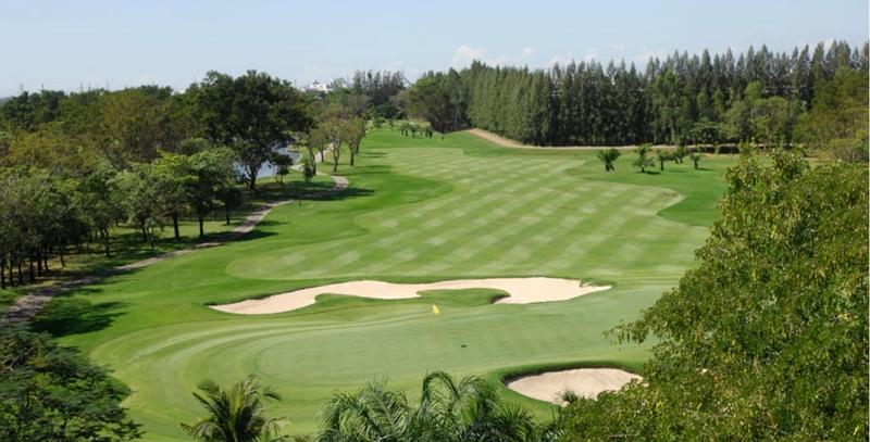 Krung kavee Golf course Thailand, best golf course