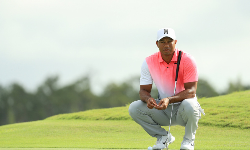 tiger woods comeback