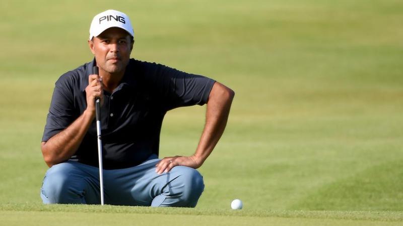 Arjun Atwal at Mauritiius Open