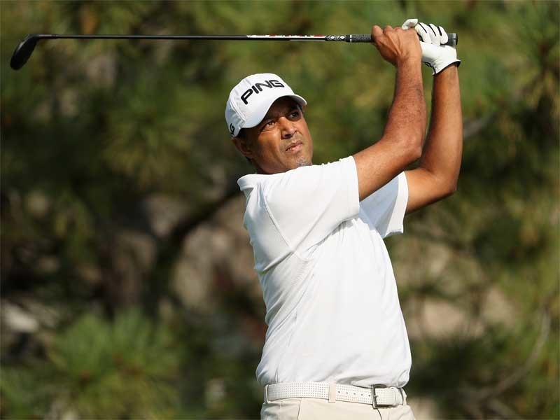 Arjun Atwal on Eurasia Cup