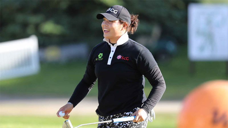 Ariya Jutanugarn interview with 4moles.com
