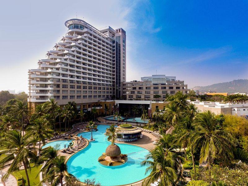 Hua hin Hilton, golf holidays in thailand