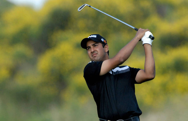 Shiv Kapur on golf in india