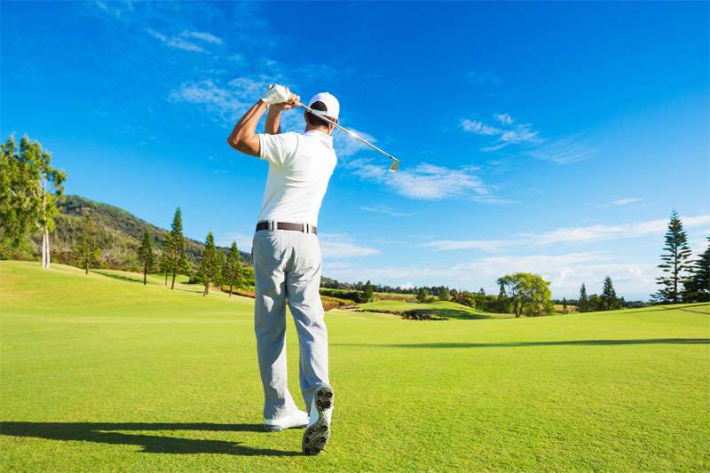 Golf terms new