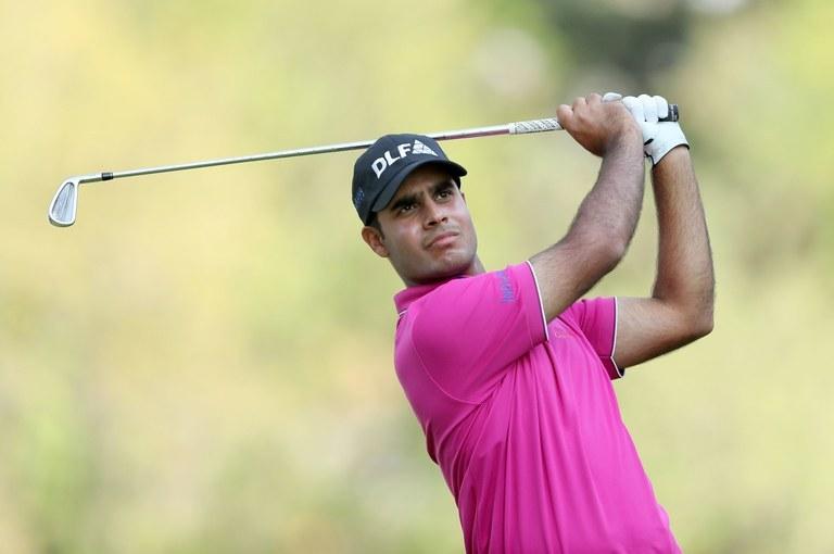 Shubhankar Sharma Golf