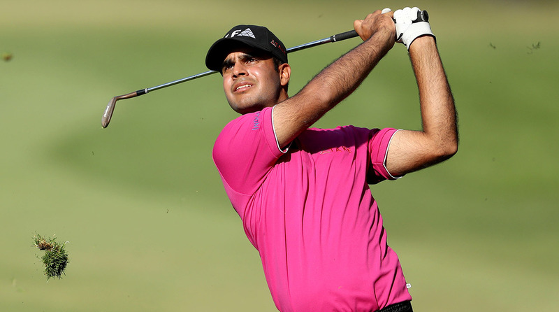 Shubhankar Sharma Golf