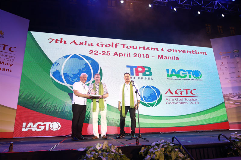 Philippines Golf tourism