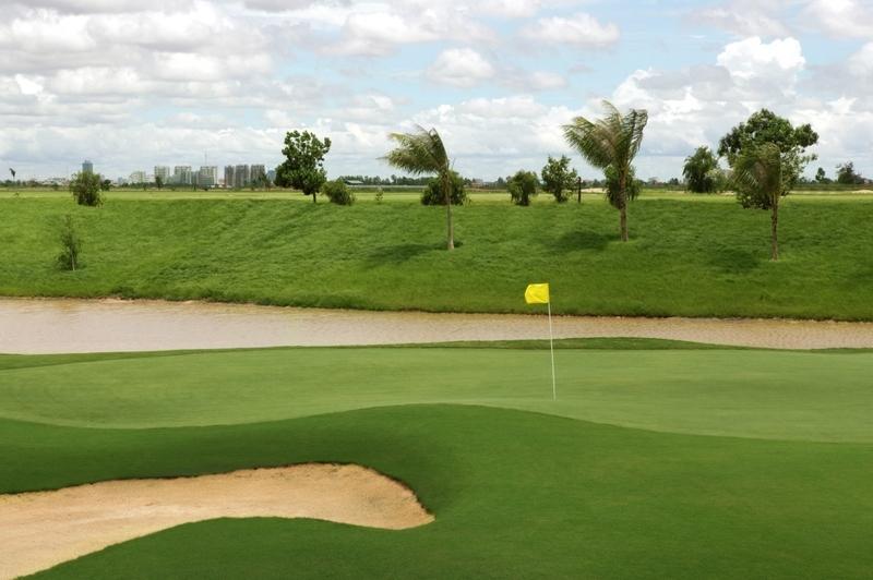 golf in southeast asia