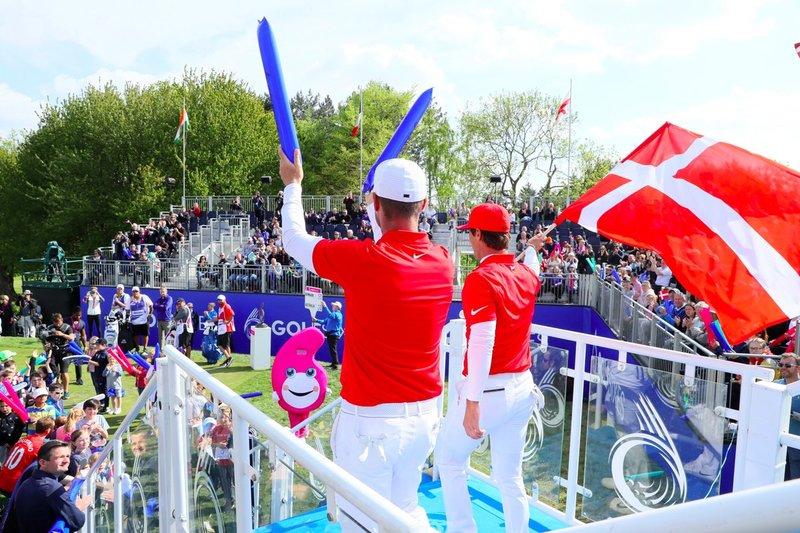 Golf IPL style