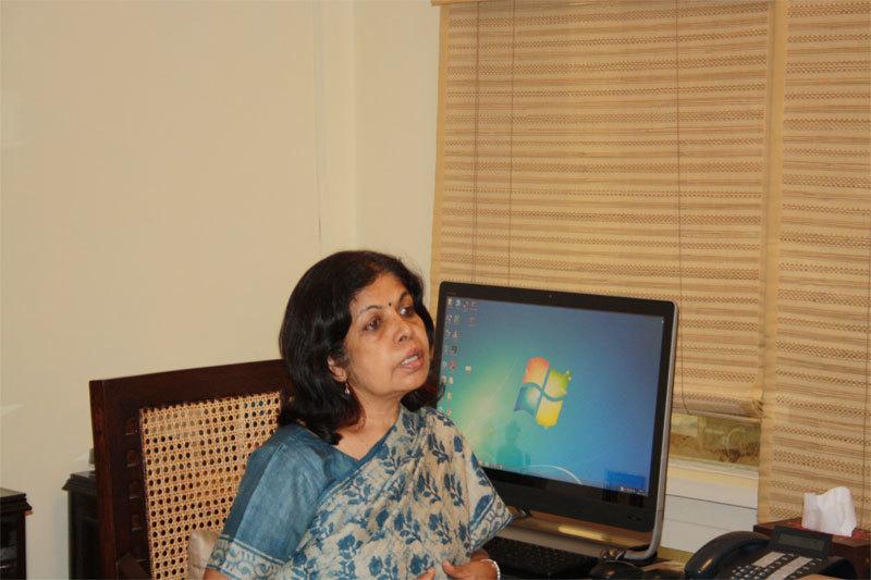 Rashmi Verma, Secretary Ministry of Tourism