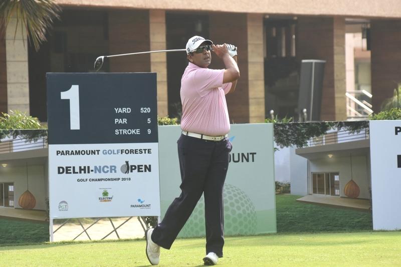 Naman Dawar at PGTI Delhi NCR Open