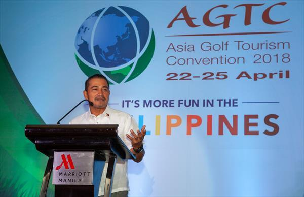 Cesar Montano, Chief Operating Officer of the Philippines Tourism Promotions Board