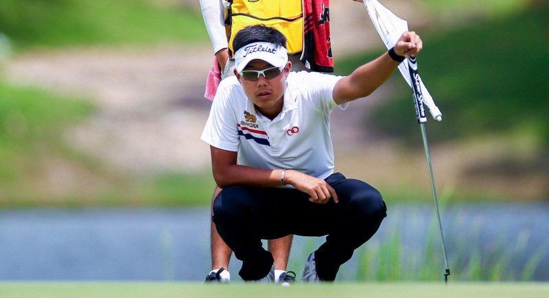Varanyu wins Singha Laguna Phuket Open