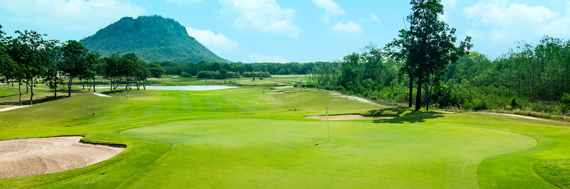 LakeView golf Cub Hua Hin