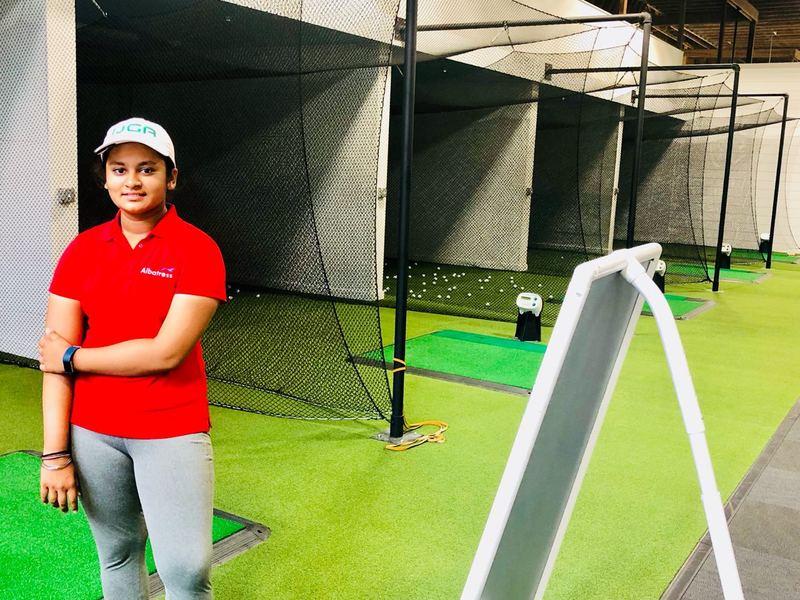 Hunar Mittal Golfer