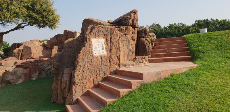 Qutab Golf course Delhi launches nine holes
