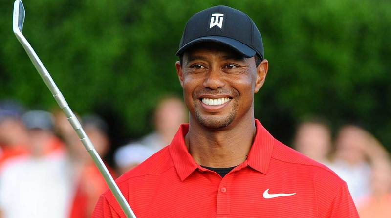 Tiger woods highest paid