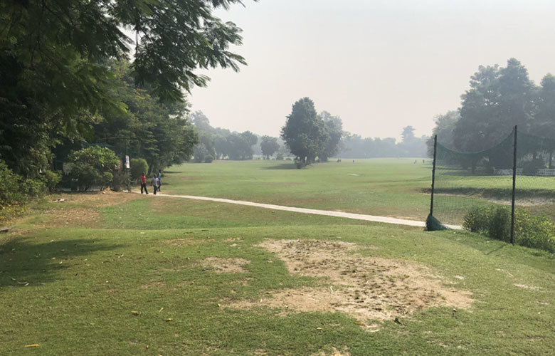 Lucknow Golf club