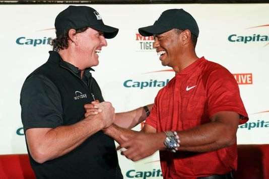 Tiger woods Phil
