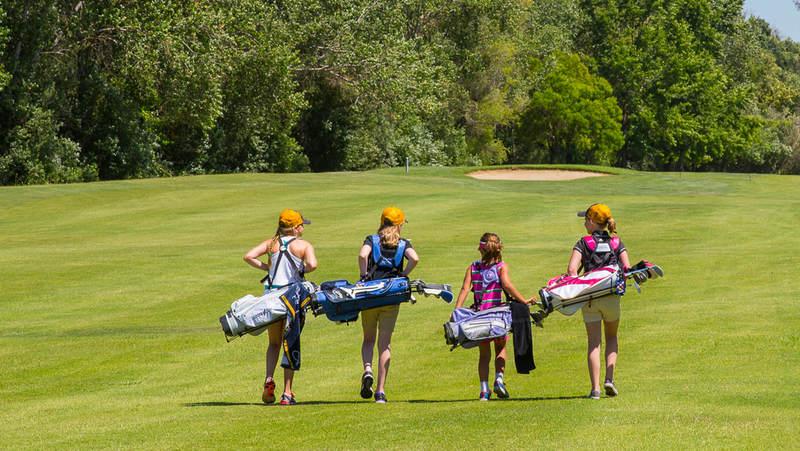 junior golfers free membership