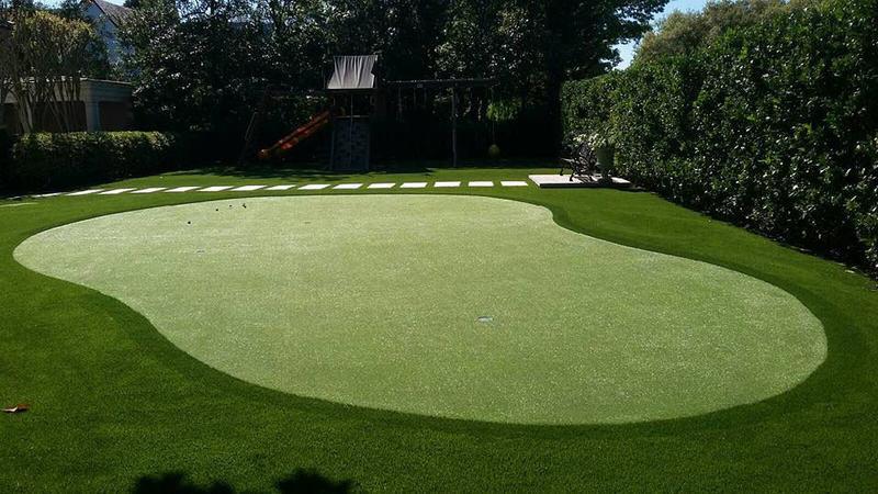 Artificial turf Golf