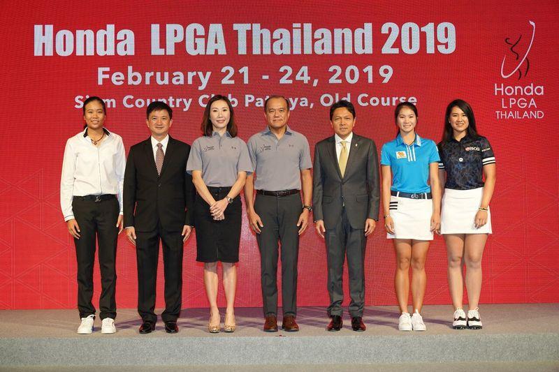 Thailand LPGA Honda