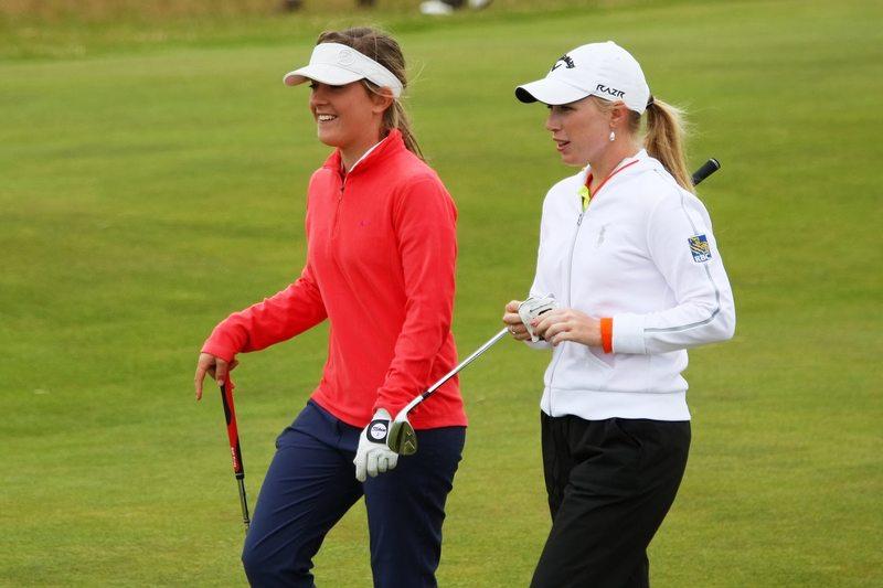 women golf gender inequality
