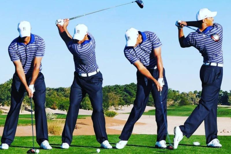 x factor golf swing