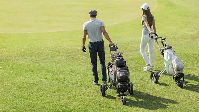 golf safety tip