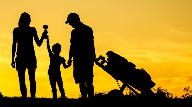 Golf parents