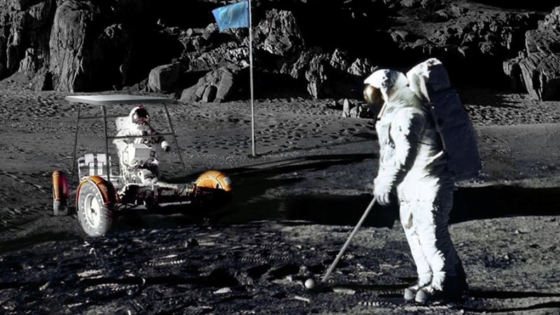 golf moon