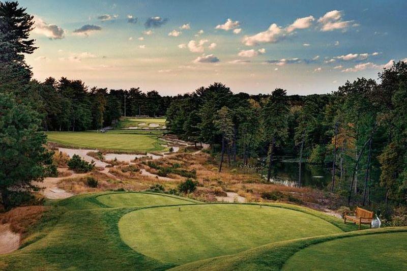 Pine golf