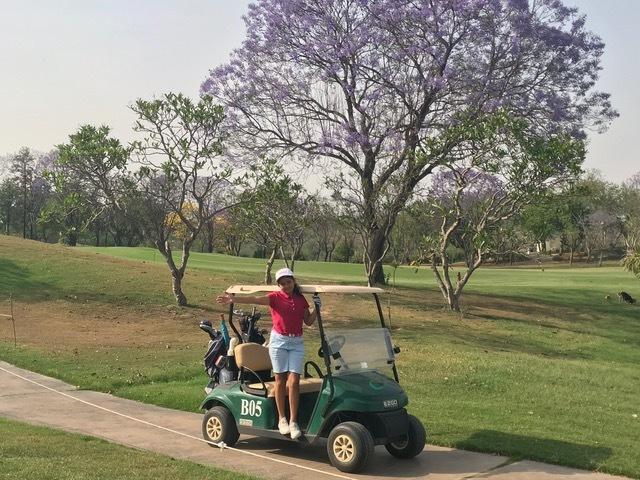 Netra Suri Golfer