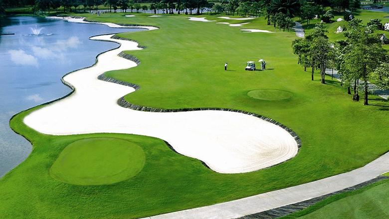 Thailand Golfing