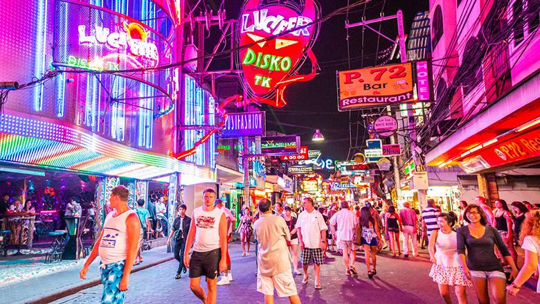 Thailand Night life