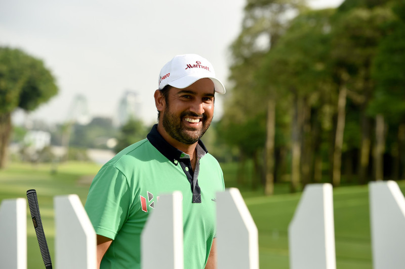 Shiv Kapur in an exclusive interview with 4moles.com before the British Open