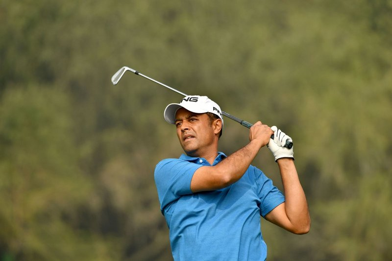 Arjun Atwal, golf courses in India, golf in India, EurAsia Cup