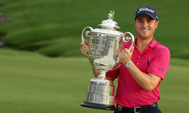 Justin Thomas voted PGA tour of the year, 5 facts about Justin Thomas