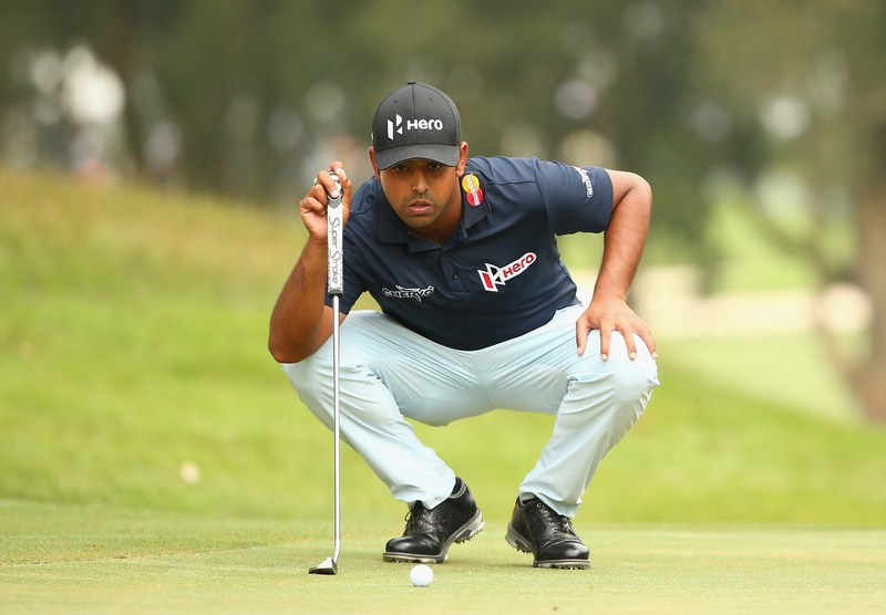 Anirban Lahiri, CIMB classic 2017, Golf courses in India, Asian Tour, PGA Tour